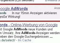 Werbung, Adwords, Social Marketing ?
