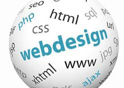 Webdesign, User Interface Gestaltung